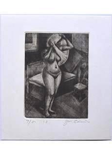 Nude by Junichiro Sekino