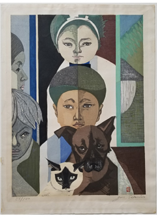 My Family by Junichiro Sekino