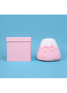Holiday Japan Mt Fuji Plush Pink by KAWS