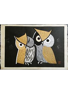 Three Eyes by Kaoru Kawano
