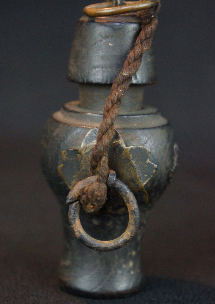 Antique Japanese Ink Well