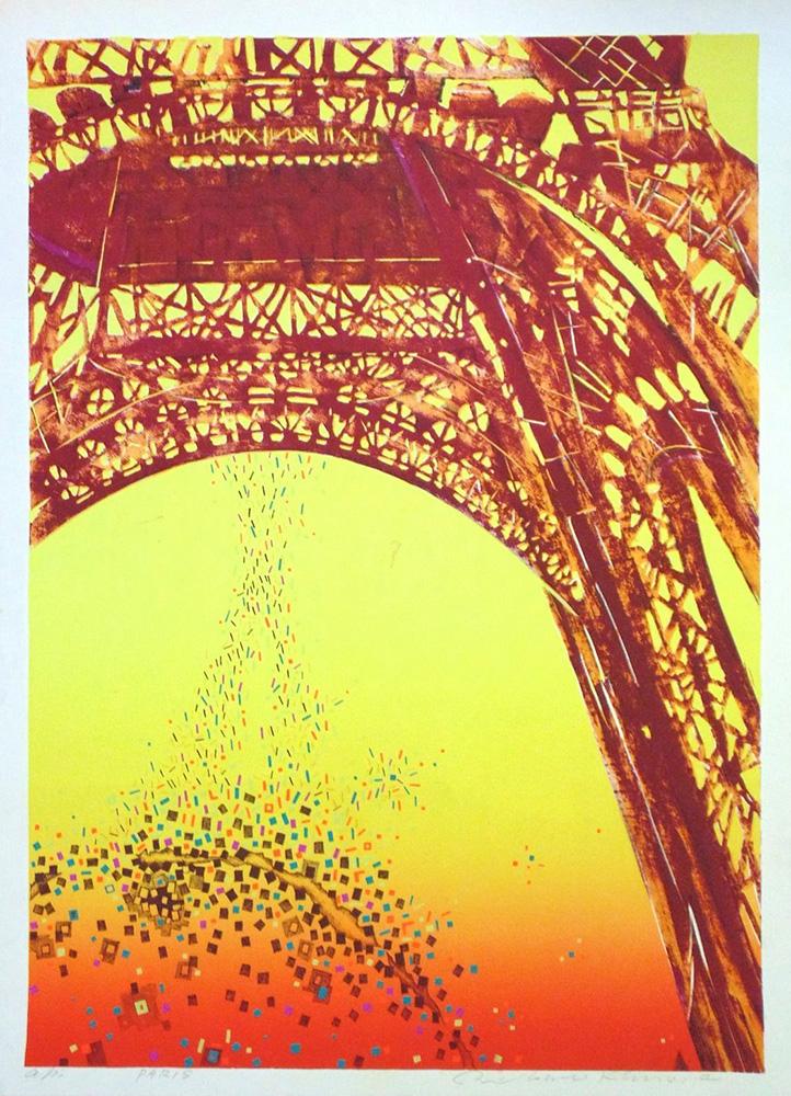 Paris A.P. by Risaburo Kimura