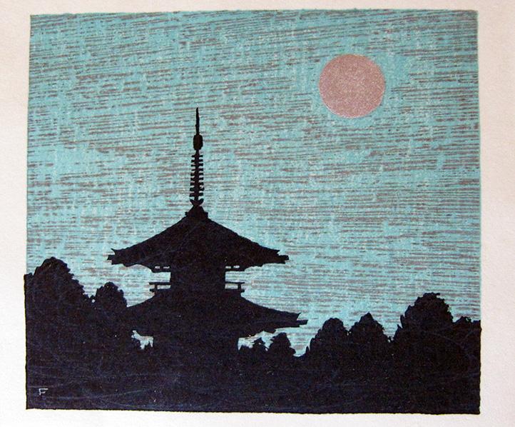 Mid Autumn by Fumio Fujita