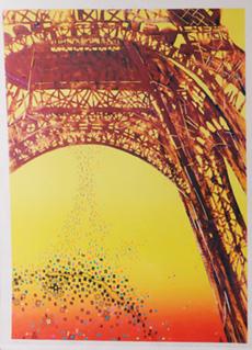 Paris by Risaburo Kimura