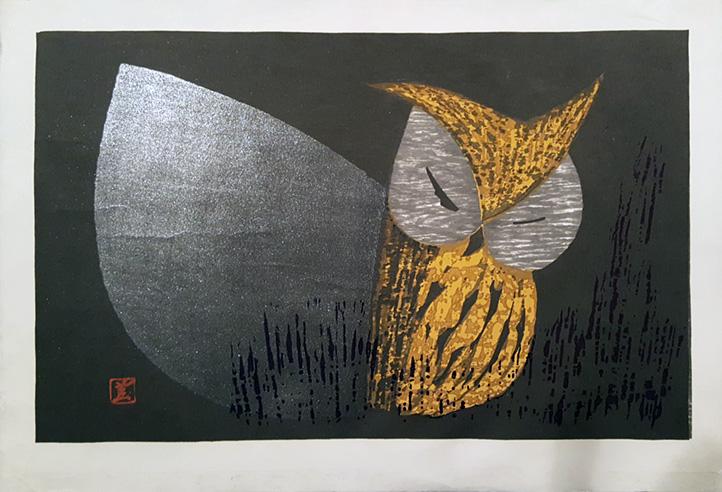 Moonlight Night by Kaoru Kawano