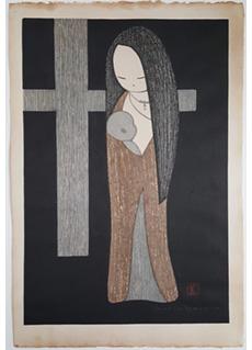 Maria Kwannon by Kaoru Kawano