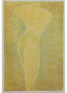 Nude by Toshi Yoshida