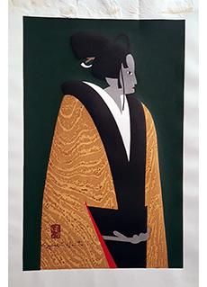 Bunraku by Kiyoshi Saito