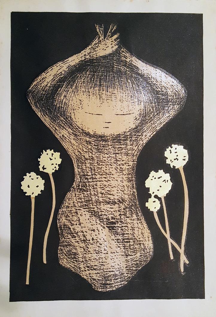 Seed (Tanpopo) by Kaoru Kawano