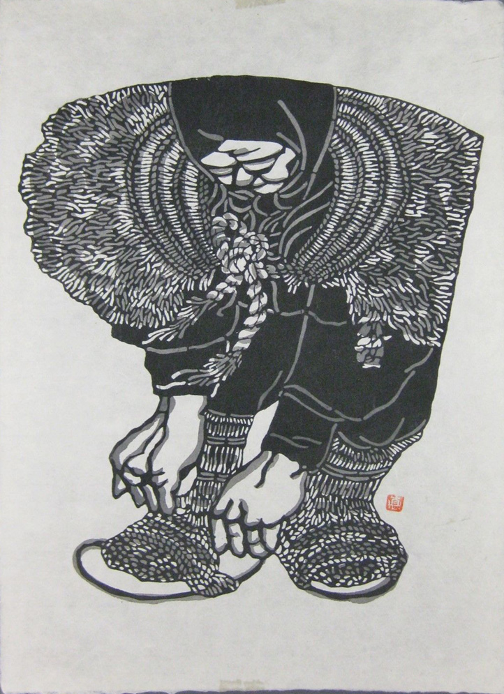 December by Tokujiro Kojima