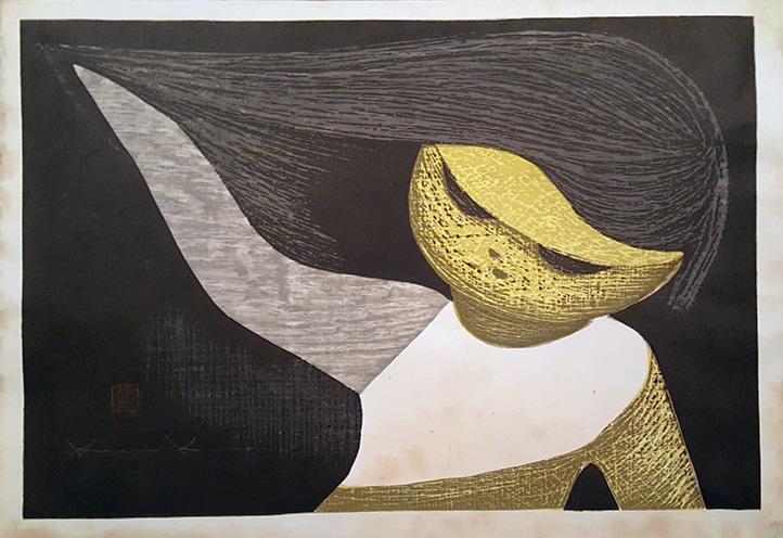Gentle Breeze by Kaoru Kawano