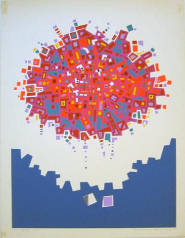 City 139 by Risaburo Kimura