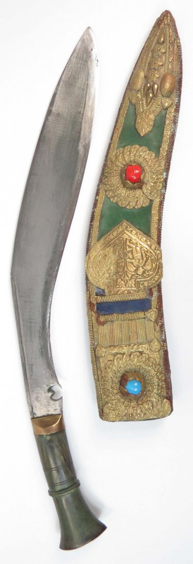 Kothimora Kukrie Dagger