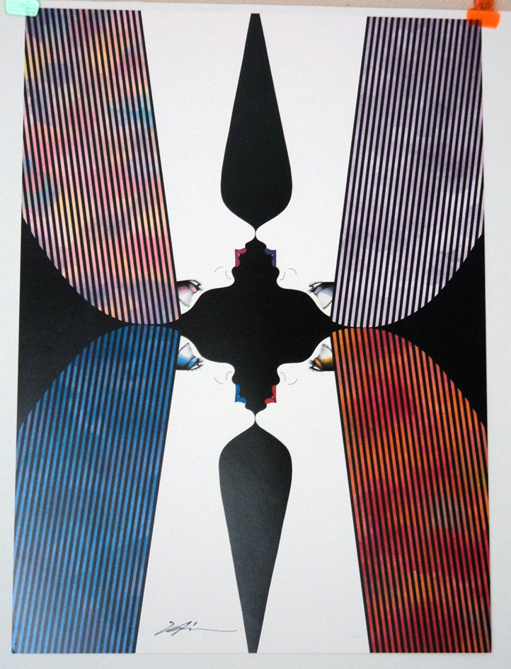 Four Seasons by Hisashi Otsuka