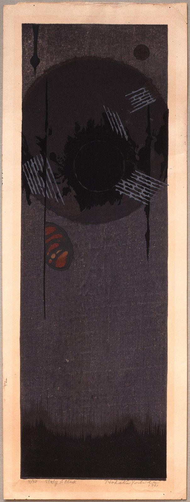 Study in Black by Hodaka Yoshida