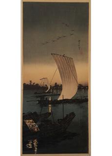 Sekiyado by Takahashi Hiroaki Shotei