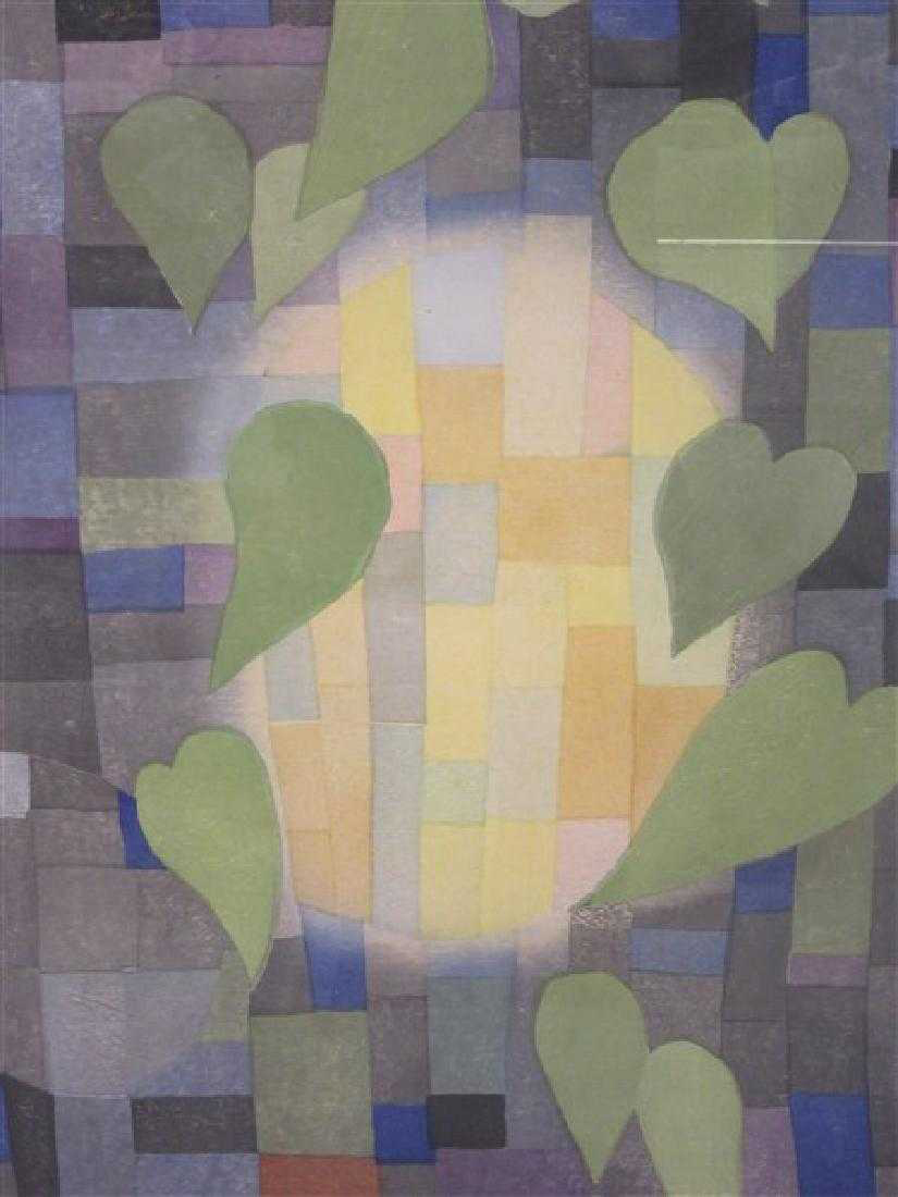 Window Nuance O Leaves by Ansei Uchima